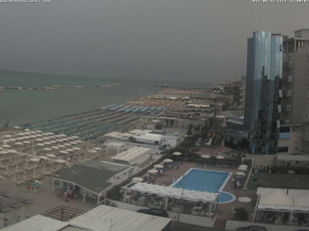 Webcam meteo Mirabilandia